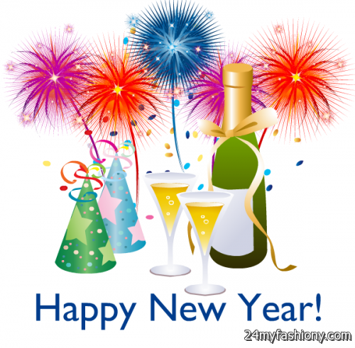 2017 clipart happy. New year images b