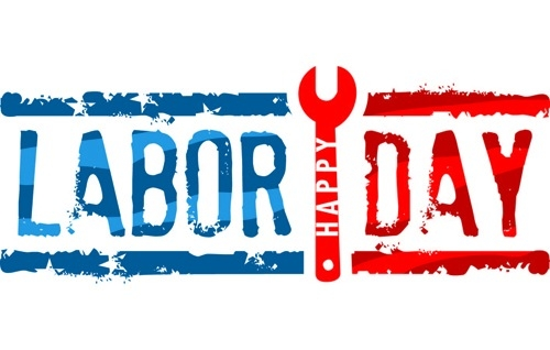 2017 clipart labor day. Banner kid with regard