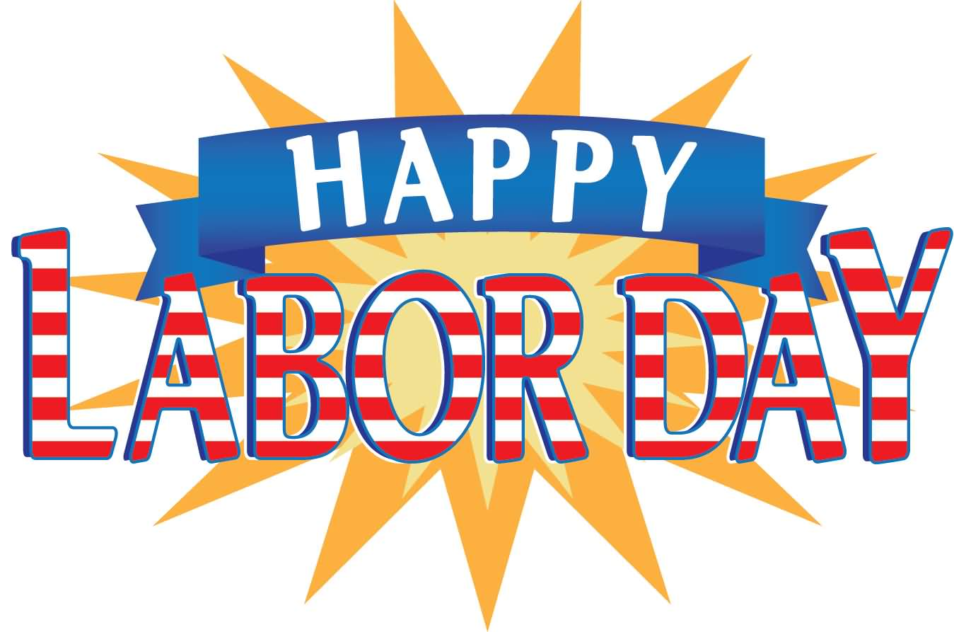 Happy . 2017 clipart labor day