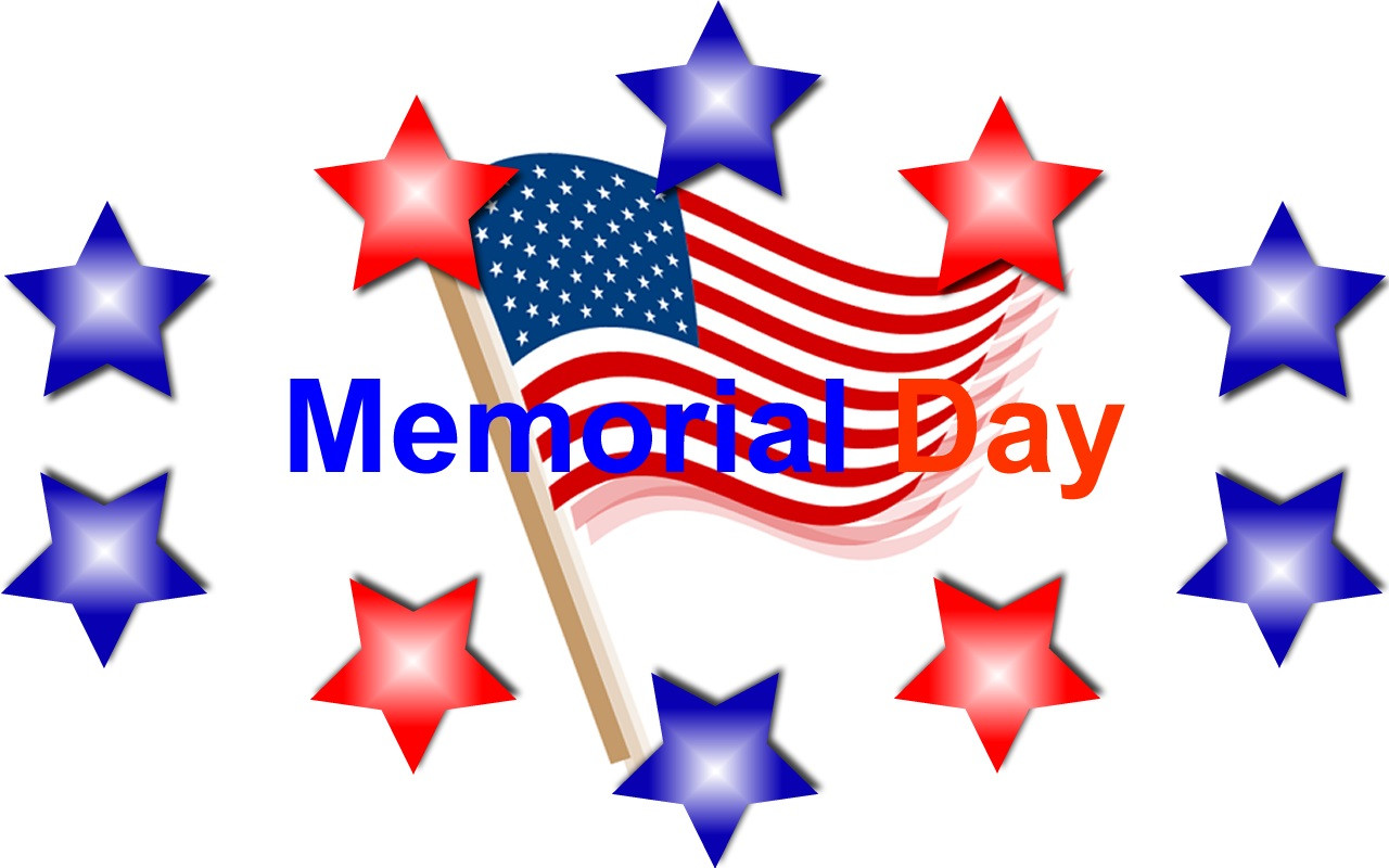 2017 clipart memorial day. Free clip art for