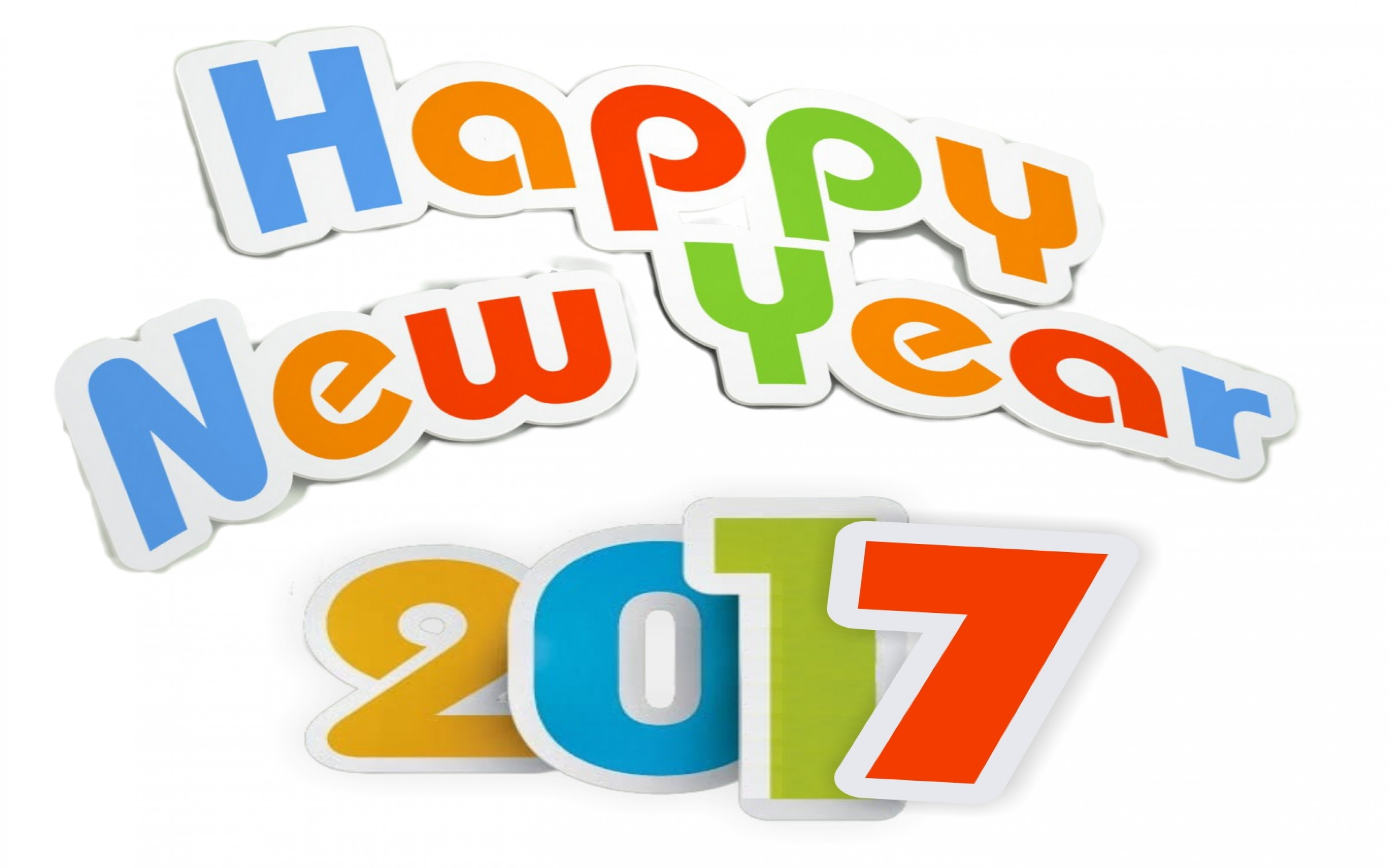 2017 clipart new years day.  happy year transparent