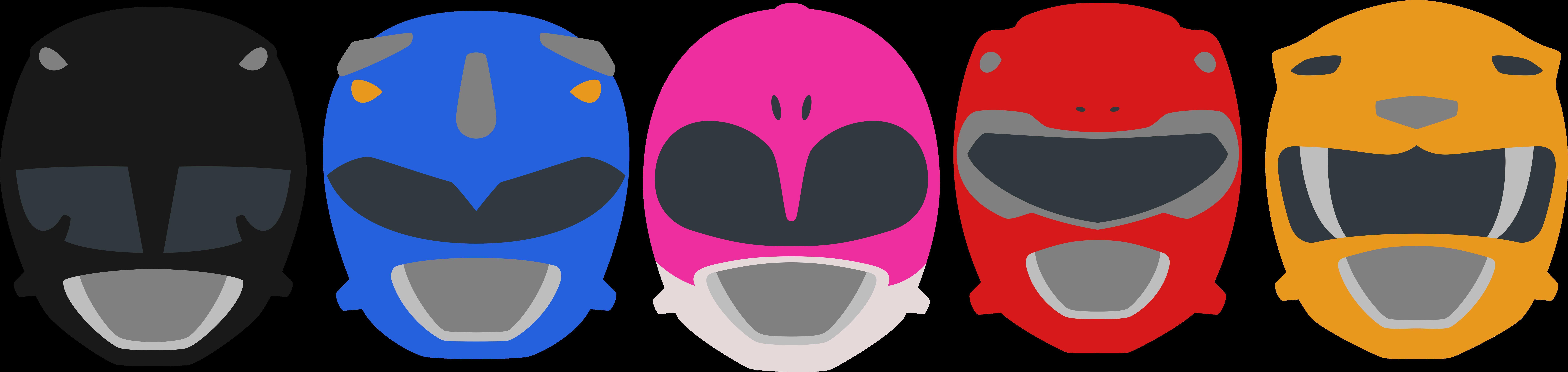Helmet clipart pink. Super sentai power rangers