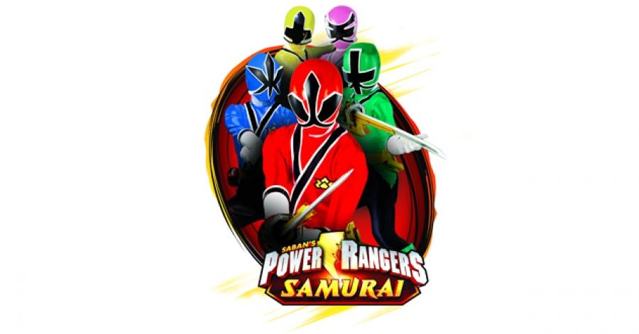 2017 clipart power ranger. Rangers samurai there panda
