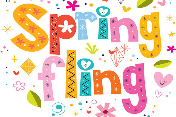 2017 clipart spring fling.  park shore preschool
