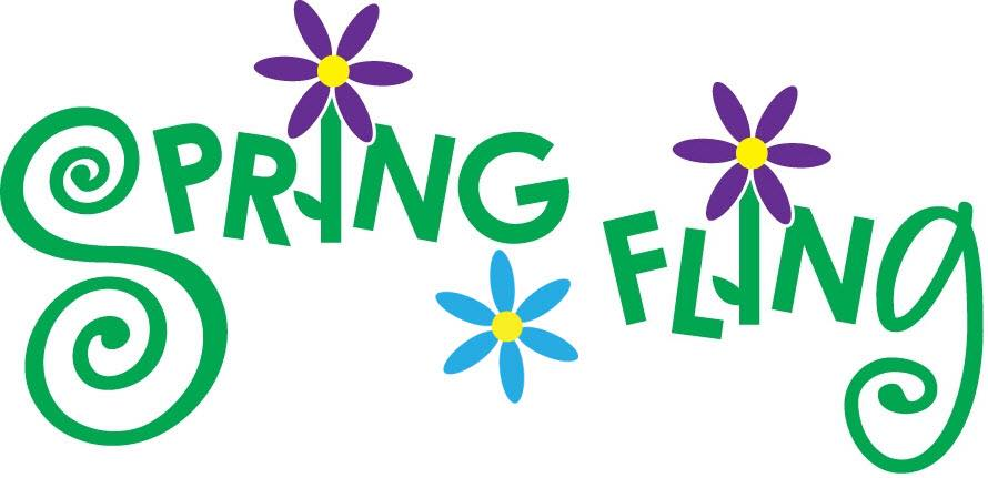 2017 clipart spring fling. Shopping event am on