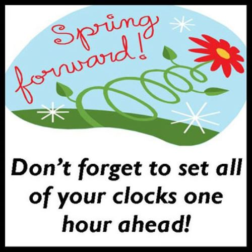 clipartlook. 2017 clipart spring forward