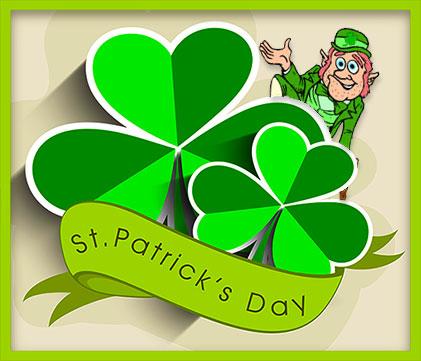 Free saint patrick s. 2017 clipart st patrick's day