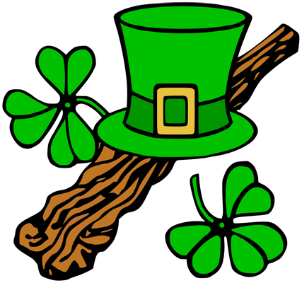 Free patrick s hat. 2017 clipart st patrick's day