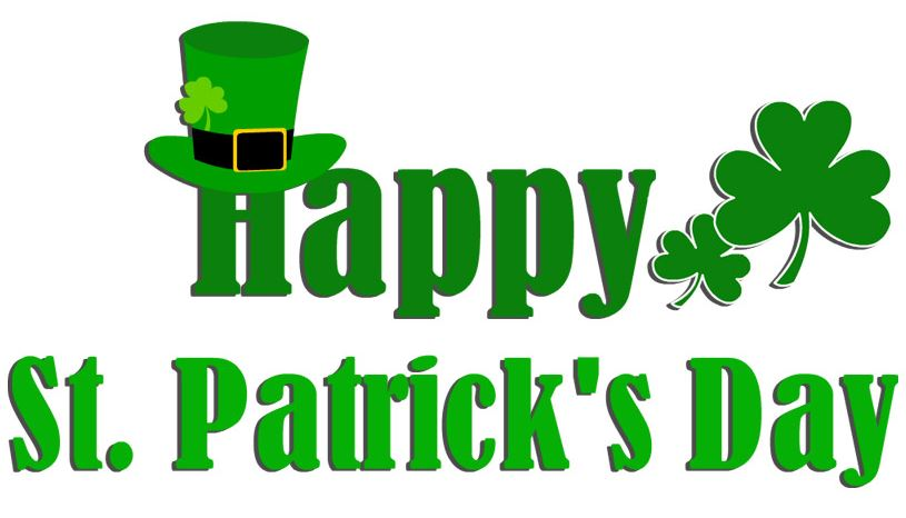 Picture of st patricks. Activities clipart word