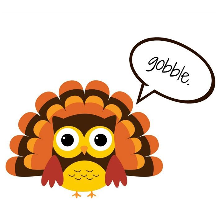 2017 clipart thanksgiving. Clip art for facebook