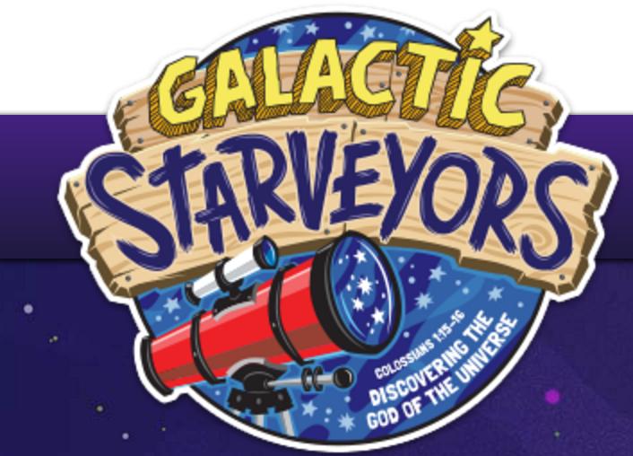 Lifeway theme galactic starveyors. 2017 clipart vbs