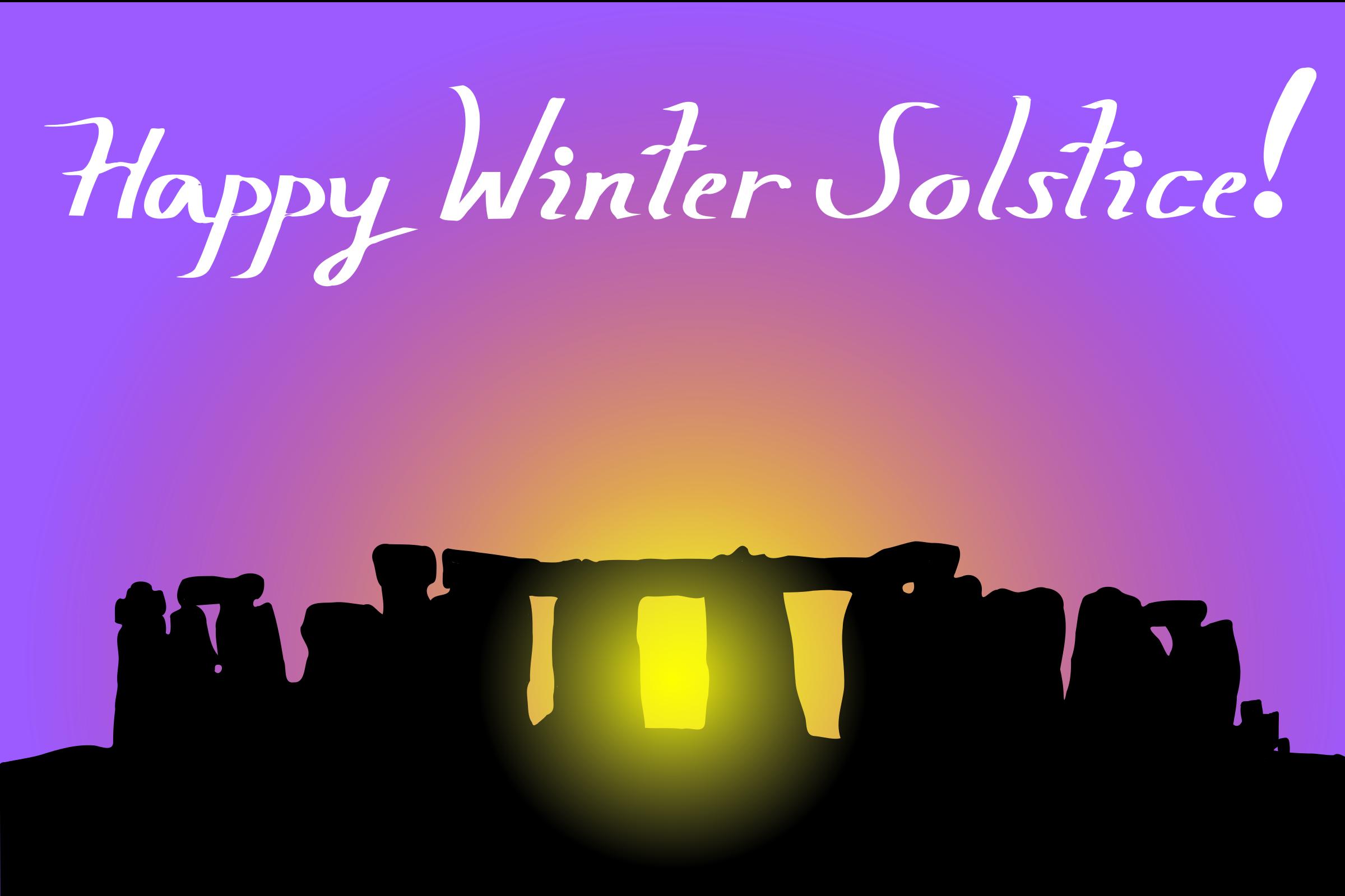 Happy big image png. 2017 clipart winter solstice