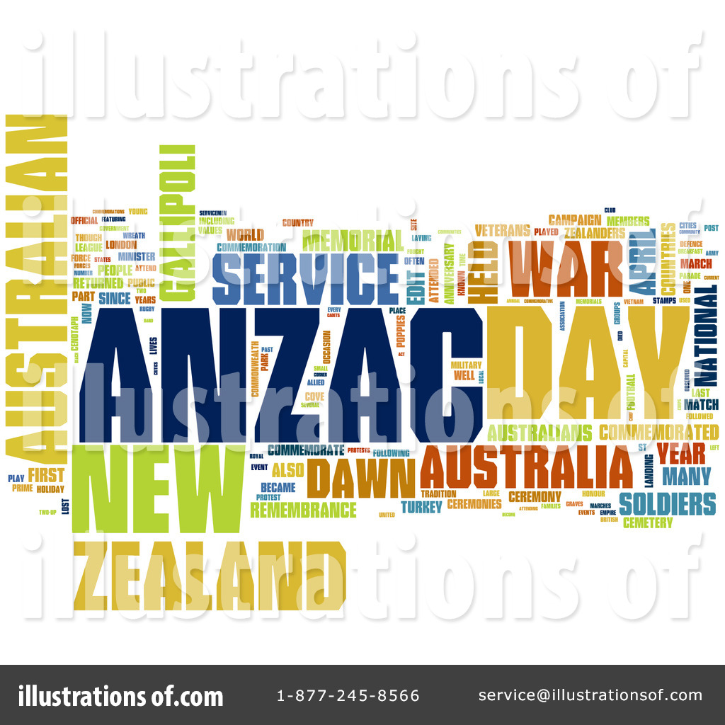 2018 clipart anzac day. Illustration by macx royaltyfree