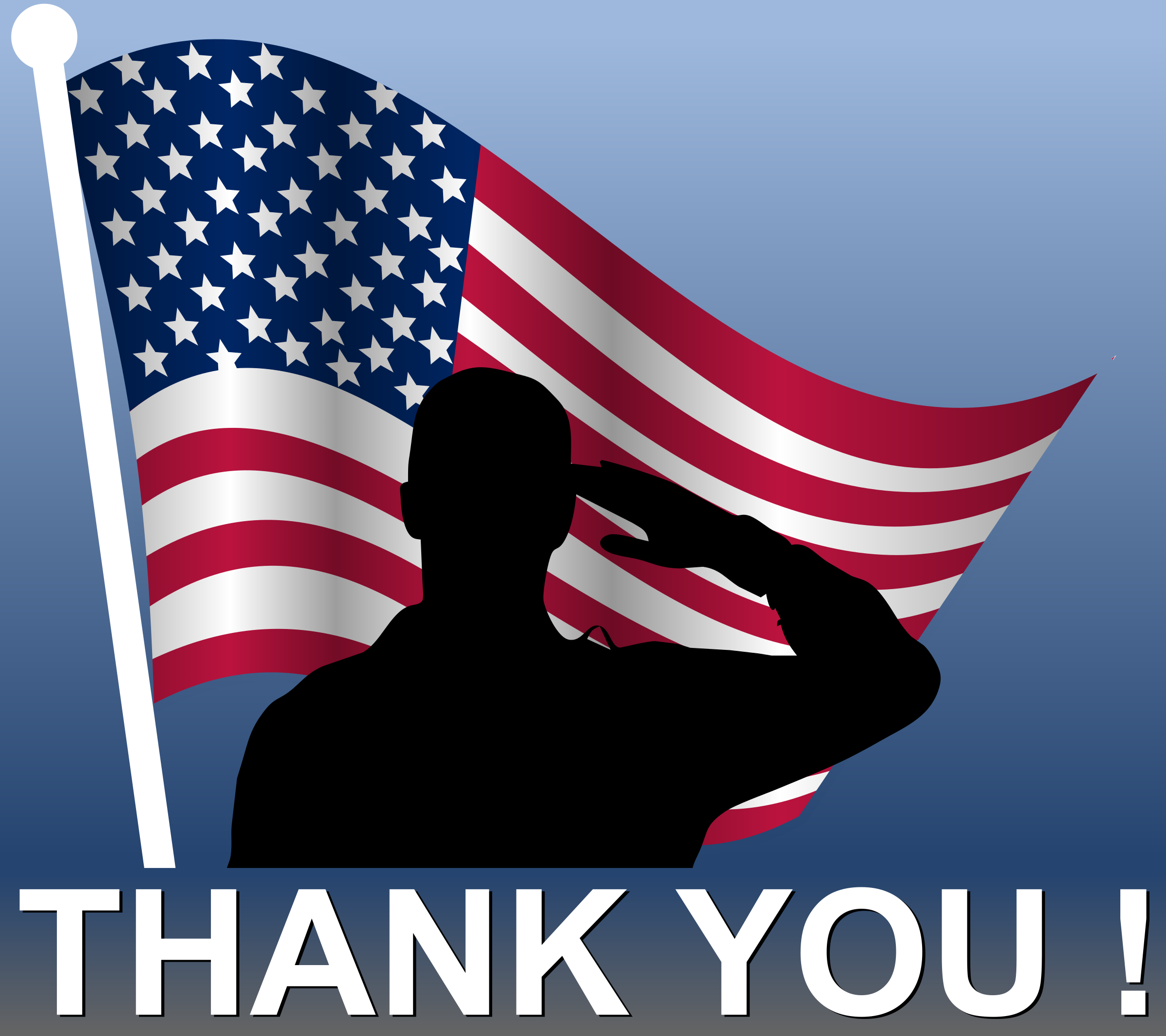Local management salutes service. 2018 clipart armed forces day