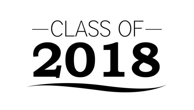 2018 clipart class. Of graduation clip art