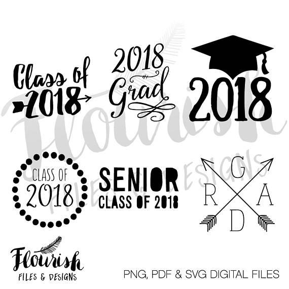 Of digital cut files. 2018 clipart class