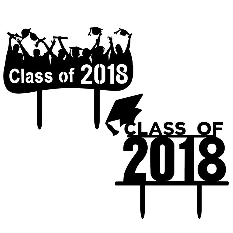 2018 clipart class. Wooden graduation party ball