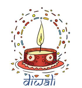 Calendar history facts when. 2018 clipart diwali