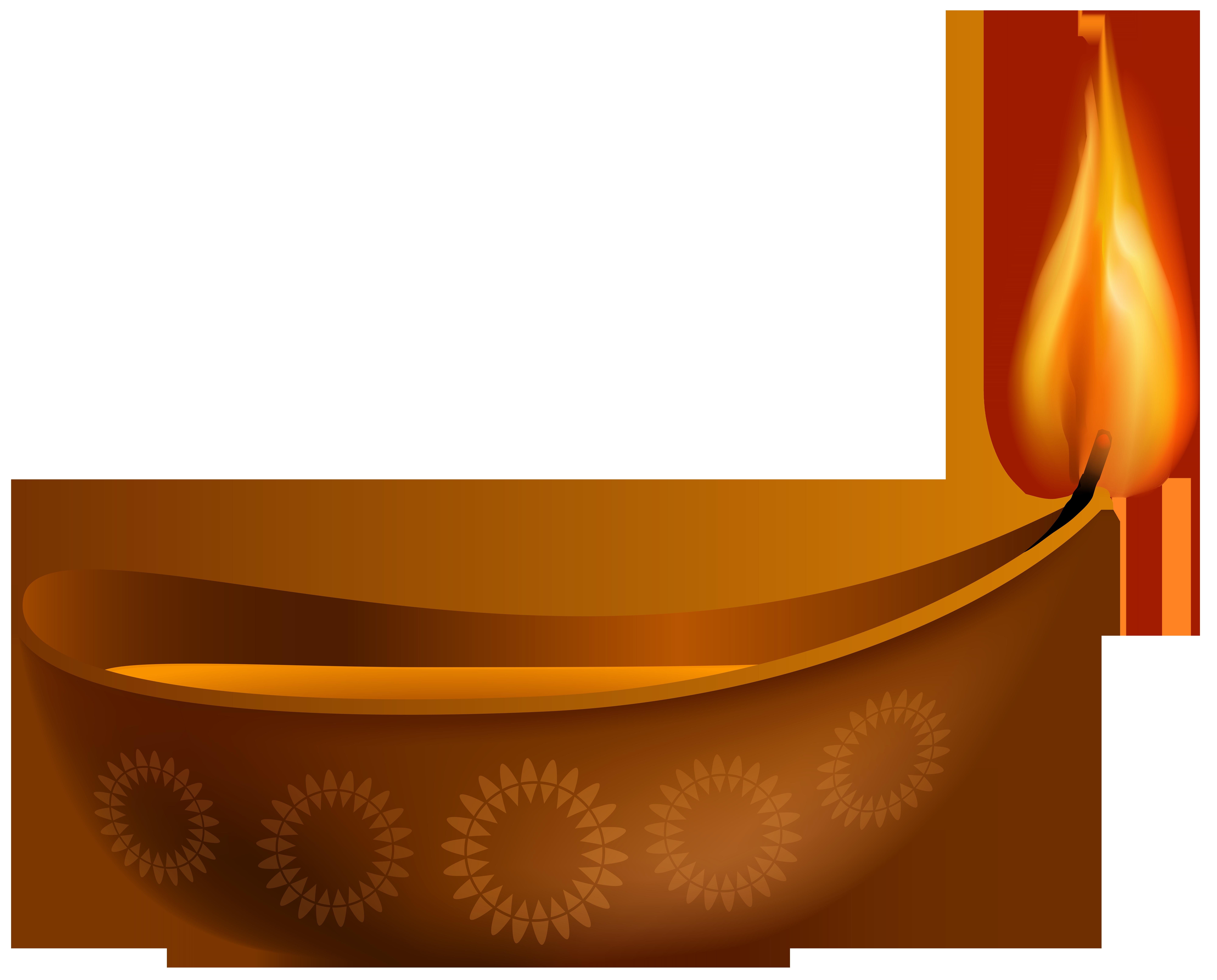 Happy candle png transparent. 2018 clipart diwali
