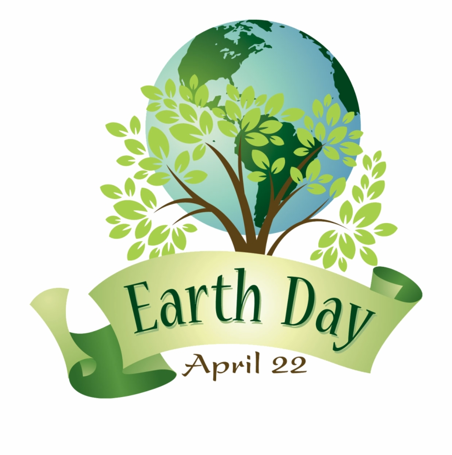Transparent logo png . 2018 clipart earth day