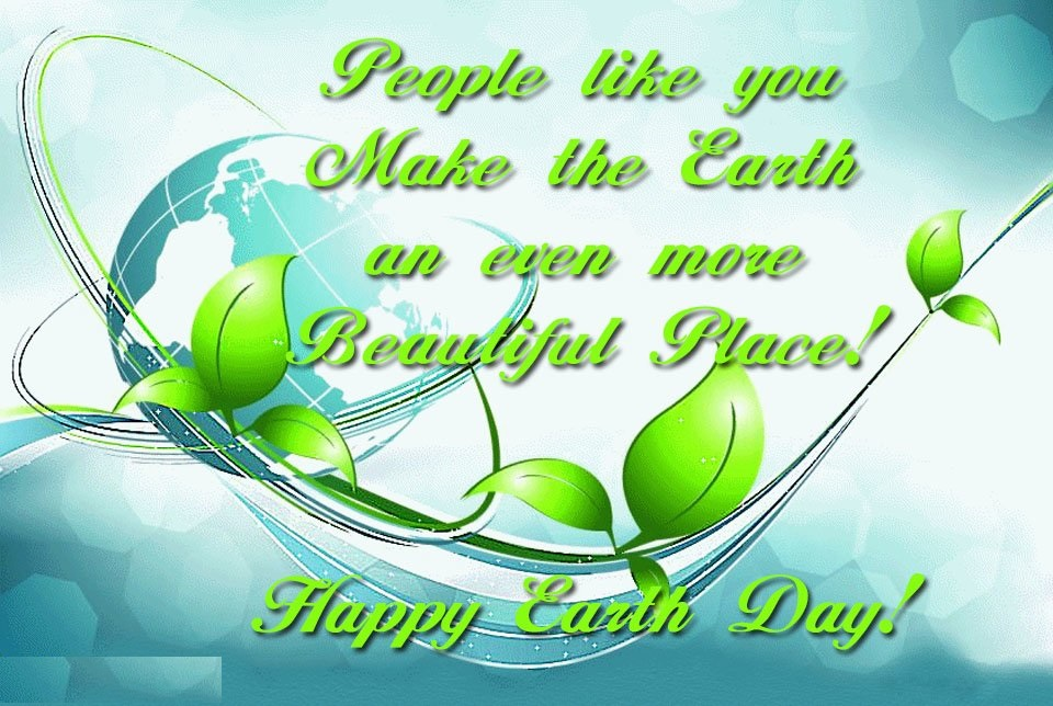 Happy images quotes free. 2018 clipart earth day