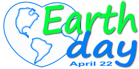Challenge sunday sustainability . April clipart earth day