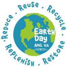 2018 clipart earth day. April is month meriam