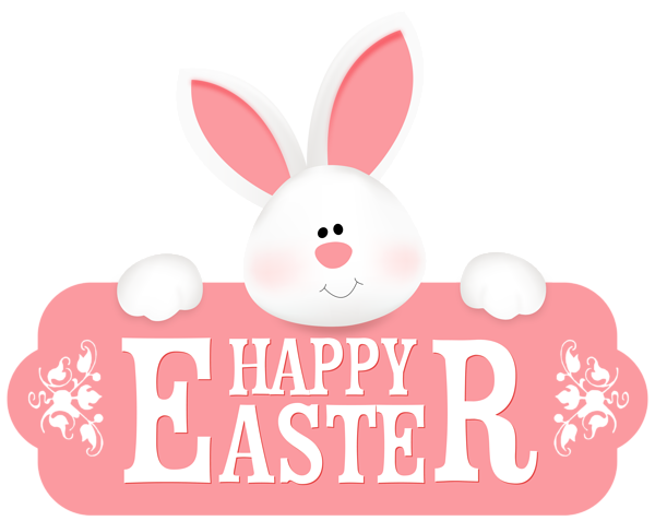 Easter images happy quotes. Bunnies clipart banner