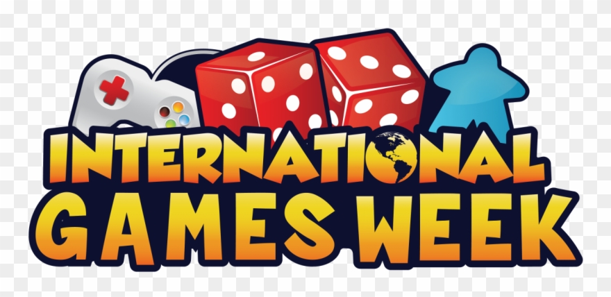 International games week pinclipart. 2018 clipart game