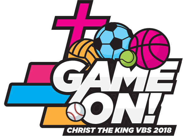 2018 clipart game. Vacation bible school christ