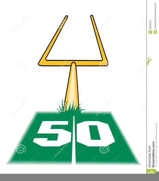 Free football post images. 2018 clipart goal
