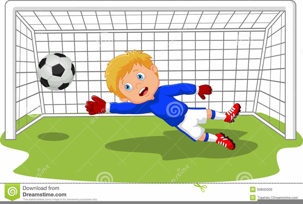 Soccer keeper free images. 2018 clipart goal