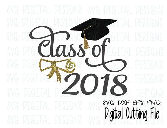 Svg cap class of. 2018 clipart graduation