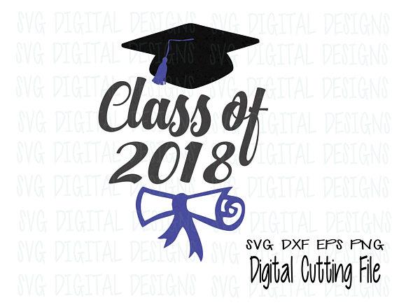 Svg diploma . 2018 clipart graduation cap