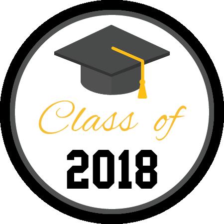 2018 clipart graduation cap. Napkin knot grad qty