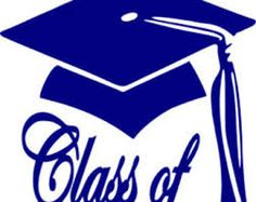 2018 clipart graduation hat. Class of cap svg