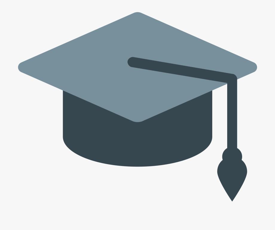 2018 clipart graduation hat. Icons flat cap icon