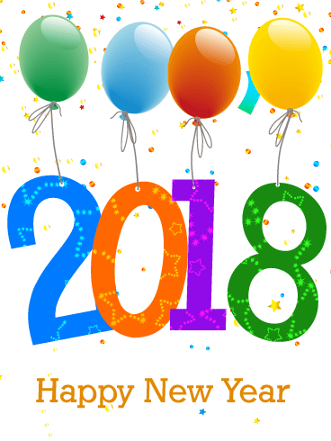 2018 clipart happy new years. Year free clip artsparking