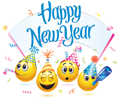 2018 clipart happy new years. Year clip art free