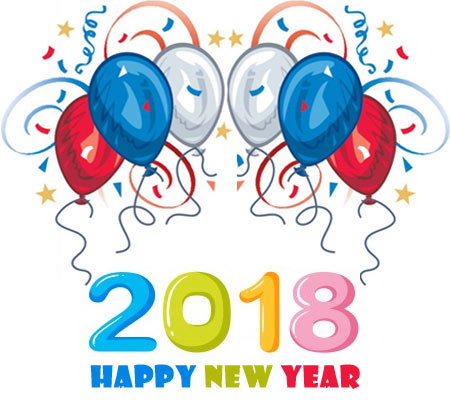 2018 clipart happy new years. Year images free clip