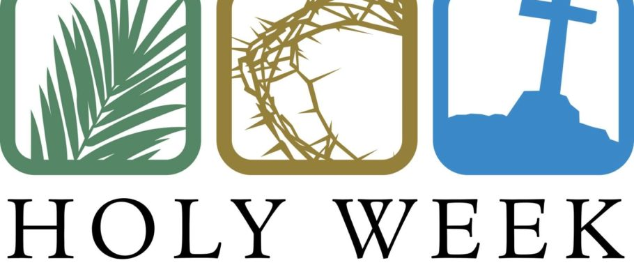 . 2018 clipart holy week