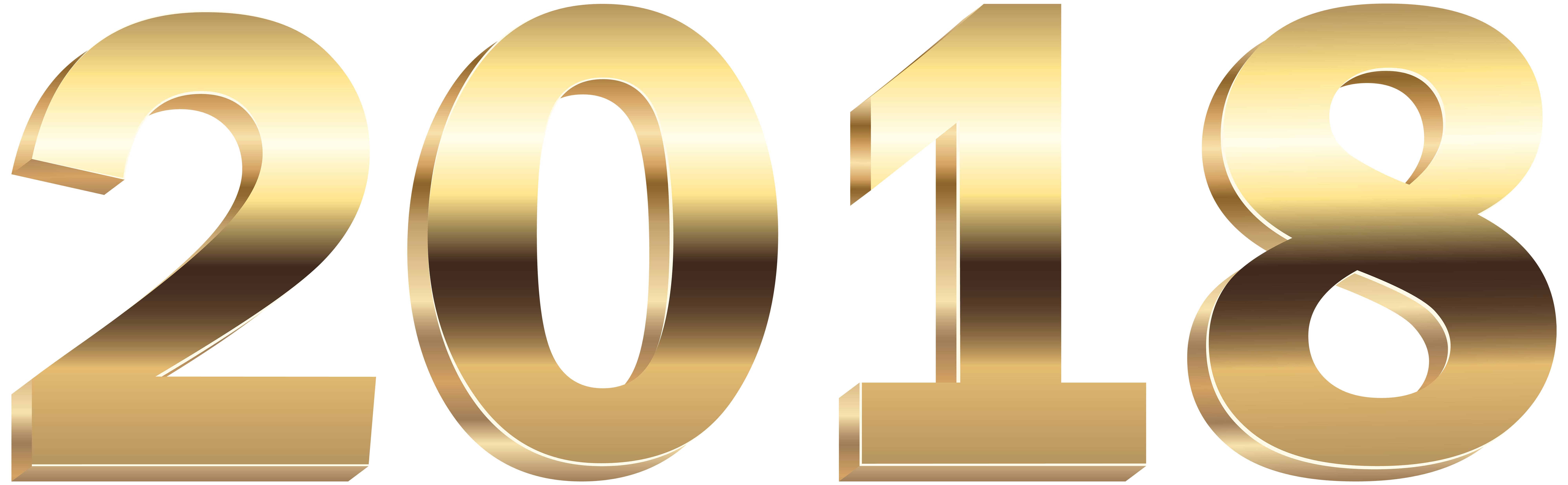 gold png clip. 2018 clipart logo