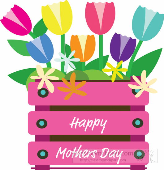 2018 clipart mother's day. Free happy mothers images