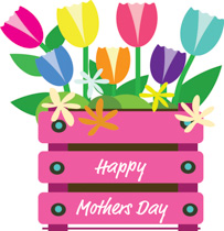 Png mothers images black. 2018 clipart mother's day