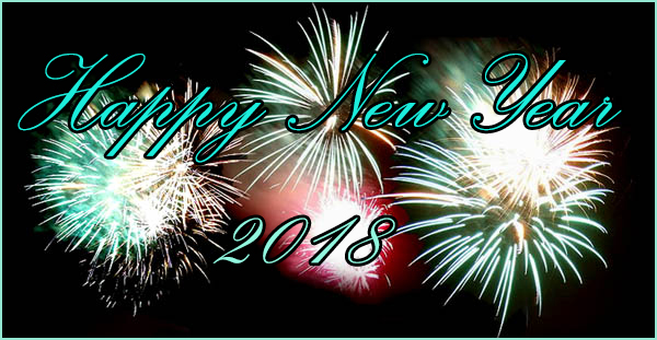 2018 clipart new year's eve. Years firework with greeting