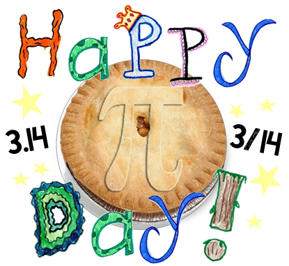 2018 clipart pi day. Bloggerific happy and by