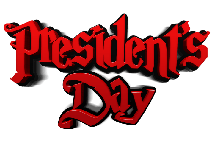 Remember tomorrow is president. 2018 clipart presidents day