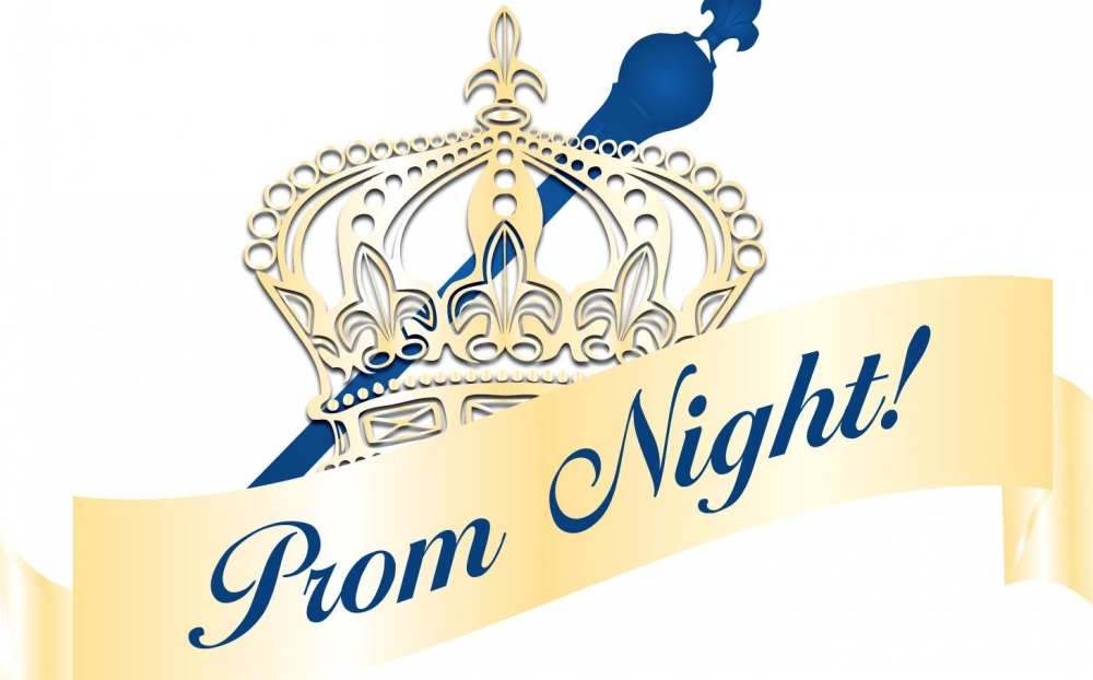 2018 clipart prom night. Kent school gala becomes