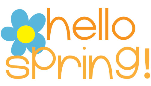 2018 clipart spring. March welcome to beginners