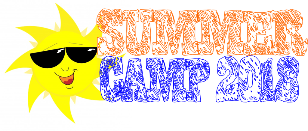 2018 clipart summer. Camp hillsdale christian academy